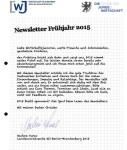 Newsletter Titel